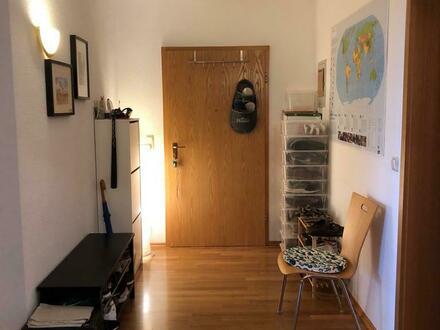 2-Zimmerwohnung in ruhiger Stadtrandlage mit schönem Ausblick