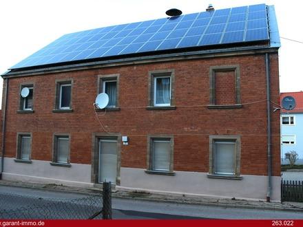 Achtung Kapitalanleger! Gesundes Mehrfamilienhaus mit Photovoltaikanlage und 1A Anbindung!