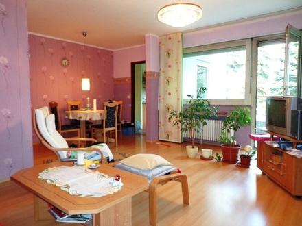 Bald bezugsfrei! 2-Zimmer EG-Wohnung in Rosenheim!