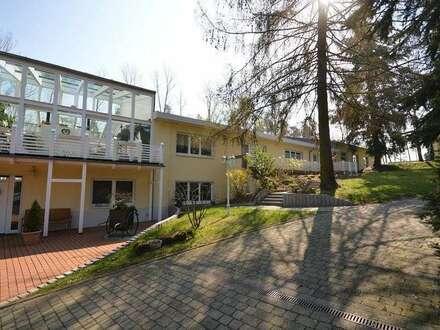 Schöne, großzügige Wohnung in idyllischer Lage von Halberstadt!
