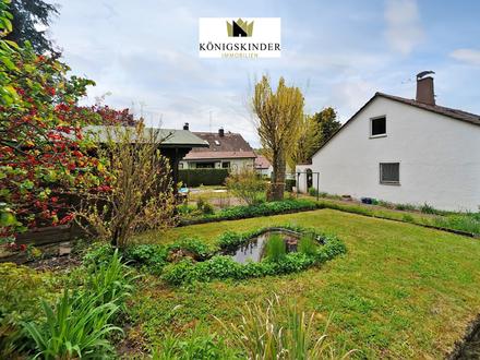 Anwesen in bevorzugter Höhenlage! Einfamilienhaus, Pool, XXL Garten u. jede Menge Platz in TOP LAGE