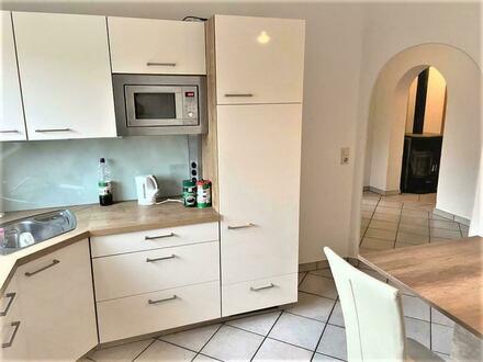 Schicke Garten-Wohnung mit sonniger Terrasse und 2 APP in Breitenbach zu vermieten