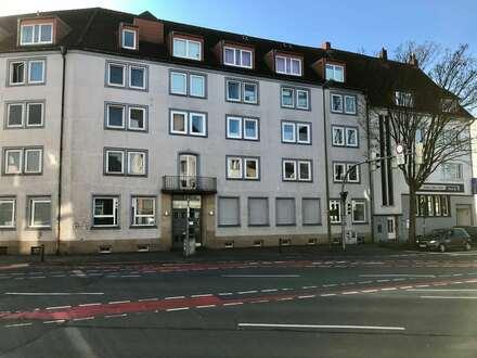 Zentral gelegene ETW mit Süd-West Balkon