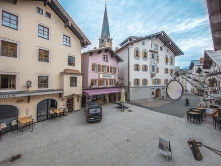 Investment in der Innenstadt – Kitzbühel