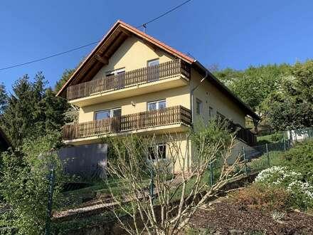Kehlberg Immobilien - Ihr Makler aus der Region ! Einfamilienhaus mit Einliegerwohnung in Weiler