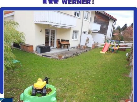 ***Schöne DHH mit Garten, Garage, Stellplatz und viel Platz in Bad Feilnbach***