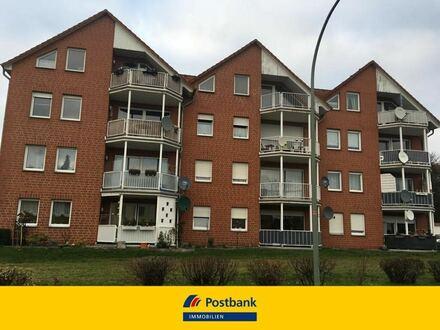 4-Zimmer Dachgeschoß-Wohnung mit Balkon in guter Lage, zurzeit vermietet