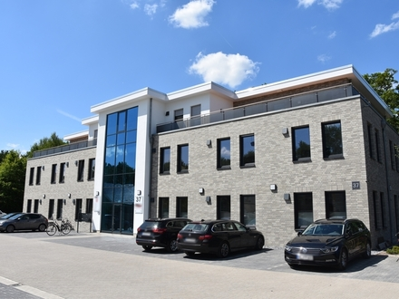 Oldenburg: Individuelle Highspeed-Büroflächen in grünem Umfeld! Obj. 5137