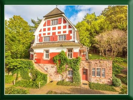 Metzendorfvilla, beste Lage