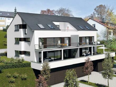 Stuttgart-Möhringen, modernes Mehrfamilienhaus in toller Lage