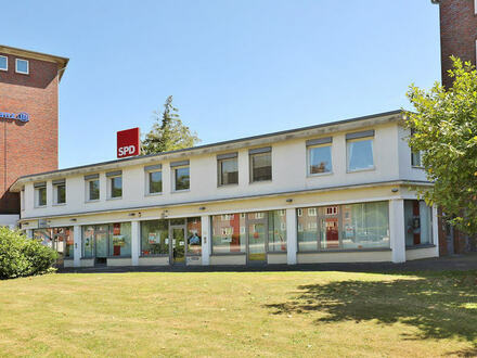 TT Immobilien bietet Ihnen: 114 m² Bürofläche unmittelbar am Rathausplatz!