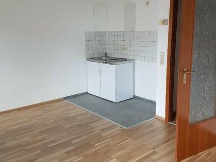 Gemütliche 1 Zi. Wohnung mit neuer Single-Küche, TG –Stellplatz, Balkon, Keller von privat