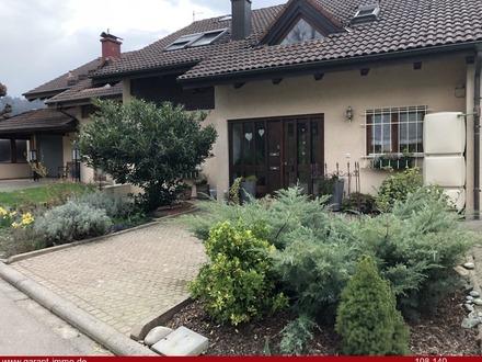 Traumhafte Wohnung im Rheintal