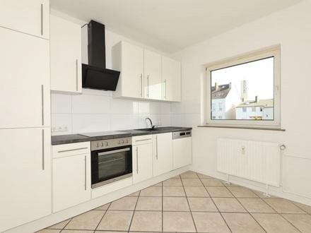 TT bietet an: Modernisierte 3-Zimmer-Mietwohnung in Heppens!