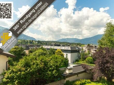 Balkonwohnung! Rendezvous mit der Sonne in Saalfelden!