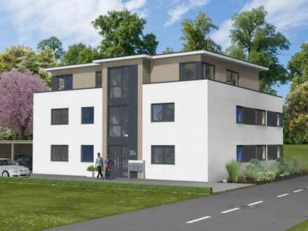NEU!! Erstklassige 2-Zimmer-Neubauwohnung , zentrumsnah in Minden!