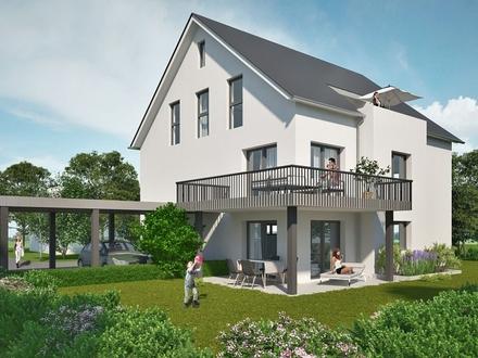 Neubau von 3 Wohnungen in Gütersloh (Obergeschoss)