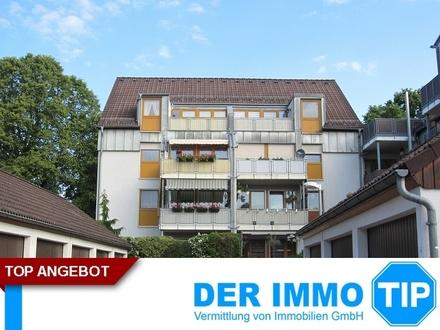 Terrasse, Stellplatz - großzügige 3-Zimmerwohnung in Chemnitz-Mittelbach