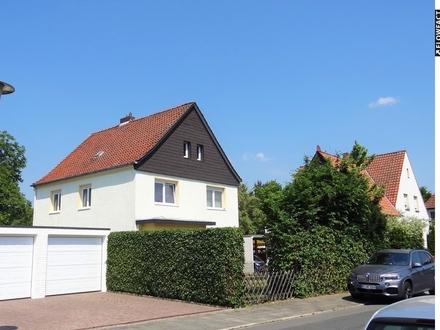 Einmalige Gelegenheit! Einfamilienhaus mit Ausbaupotenzial in begehrter Lage von Peine!