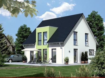 Bauen Sie Ihr Traumhaus im Einklang mit der Natur