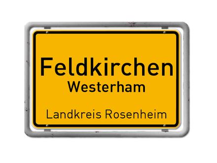 Baugrundstück für ein Doppelhaus in Feldkirchen Westerham!