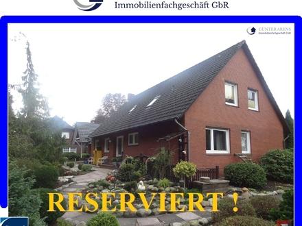 solides, geräumiges Wohnhaus in Dorflage in Westerstede - Tarbarg