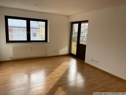 Geräumige 2-Zimmer-Wohnung mit Balkon in BA - Haingebiet