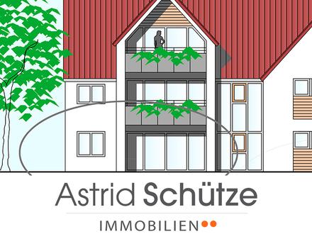 Im Süden von Halle: großzügige Zweizimmerwohnung mit Terrasse und Garten