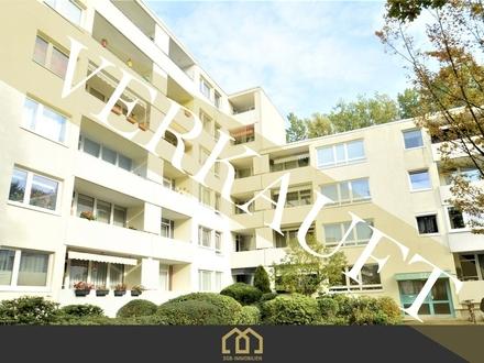 Verkauft: Arbergen / Helle 3-Zimmer Oberwohnung mit Fahrstuhl und tollem Blick ins Grüne