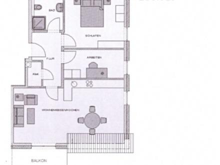 KFW 55-Wohnung zum Erstbezug
