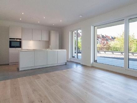 Neuwertige, modern ausgestattete 4-Zimmer-Wohnung in zentraler Lage