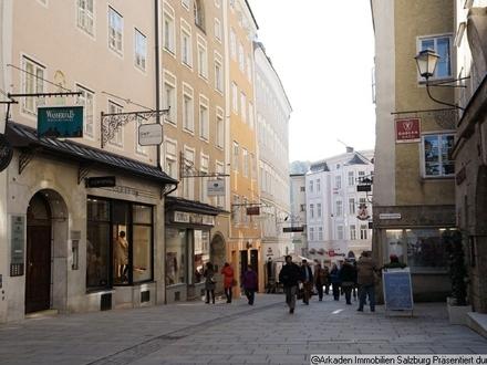2-ZImmer-Wohnung Stadtzentrum Salzburg (Linzergasse)