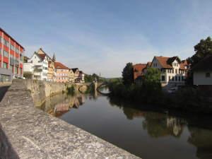 Top gepflegte Innenstadtwohnung mit herrlichem Blick auf die Altstadt
