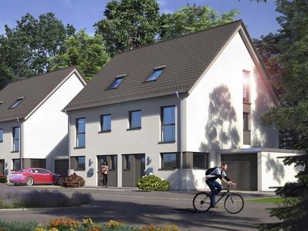 DREGER: Für 1.213,- € monatlich ins eigene Haus mit Garten!