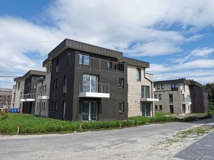 5875- Modern wohnen mit Balkon und EBK in zentraler Lage von Westerstede!