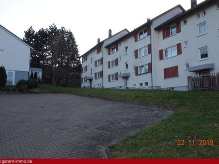 Kompakte 2 Zimmer-Wohnung in Stadtnähe