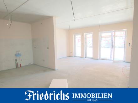 """Behindertengerechte Neubau-Erdgeschosswohnung mit Terrassen in Bad Zwischenahn - """"Weberhof"""""""