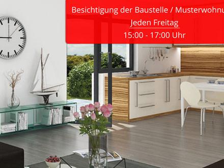 """Neubau-ETW im """"Wohnpark Mutterstadt"""" - Erdgeschoss mit Gartenanteil"""