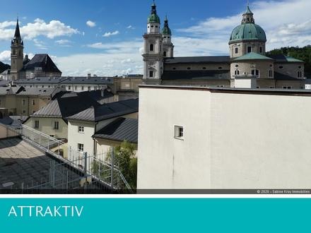 Charmante 2 Zimmer-Altbauwohnung im Herzen der Altstadt!