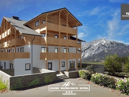 46,07 m² INVESTMENT - APPARTMENT/ BVH Alpen Experience Apart - Hotel / Pruggern
