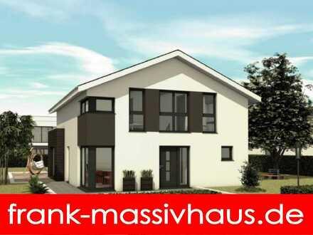 modernes Einfamilienhaus der Marke FAVORIT - Select 155