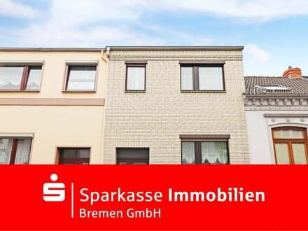 Offene Besichtigung am Montag, 21.10.2019 um 17h: Solides Reihenhaus in der Neustadt: Rasingstraße 9
