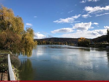 * Rheinblick - Wohnung über drei Etagen mit einzigartiger Aussicht in bester Lage von Laufenburg *