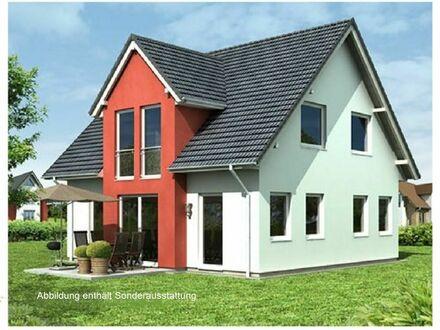 Attraktiv und ruhig wohnen in Chemnitz - Einfamilienhaus mit Zwerchgiebel