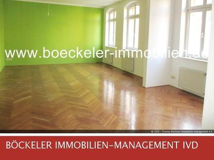 1A-Wohnqualität - Echtholzparkett und Gäste-WC!