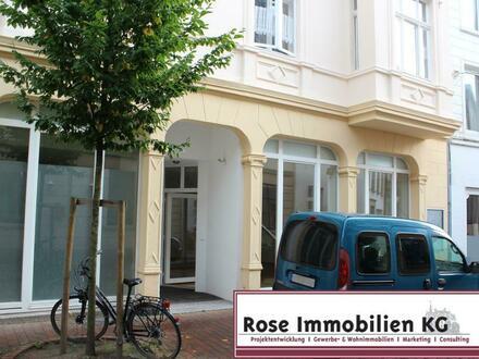 ROSE IMMOBILIEN KG: Renoviertes Ladenlokal in der Mindener Altstadt
