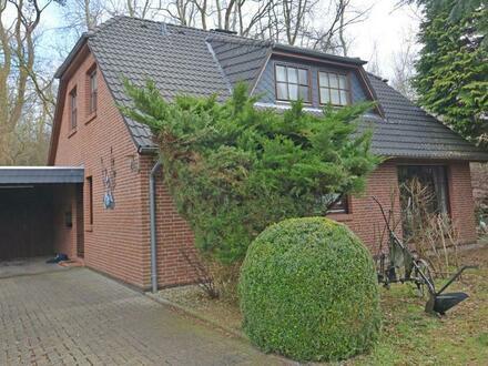 Entspannung am Kamin - Bezugsfreies Einfamilienhaus mit Carport in Oldenburg-Kreyenbrück