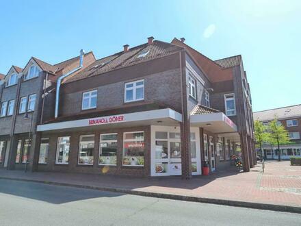 Bürofläche im Zentrum von Kaltenkirchen - 1. Obergeschoss mit Aufzug