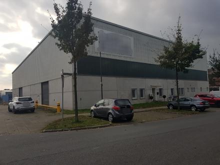 Werkhalle/Lagerhalle Bremen-Blumenthal BWK-Gelände