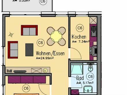 Exclusive Neubauwohnung in OS-Hellern